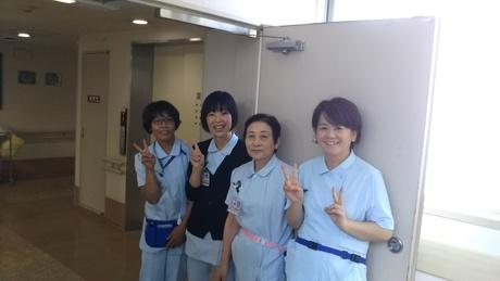 大学病院内の外来・病棟での看護助手・看護助手のお仕事!無資格・未経験OK!安定した職種です